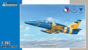 Special L39C Albatros NATO Trainer Jet Aircraft Plastic Model Airplane Kit 1/48 Scale #48171
