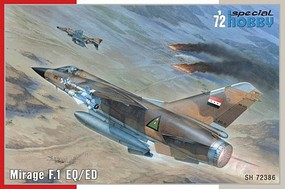 Special 1/72 Mirage F1EQ/ED Fighter (MAY)