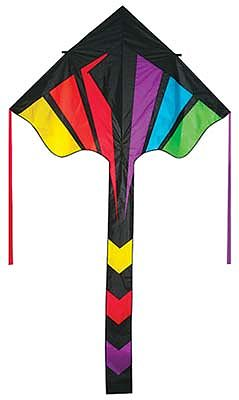 Skydog Kites Spectrum Best Flier 72 -- Single-Line Kite -- #11141