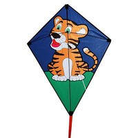 Skydog 26 Tiger Diamond Single Line Kite #12210