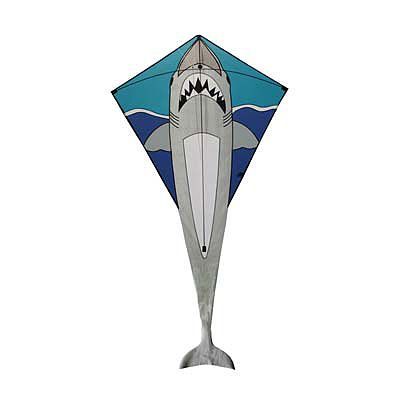 Skydog Kites Shark Diamond 40'' -- Single Line Kite -- #12239