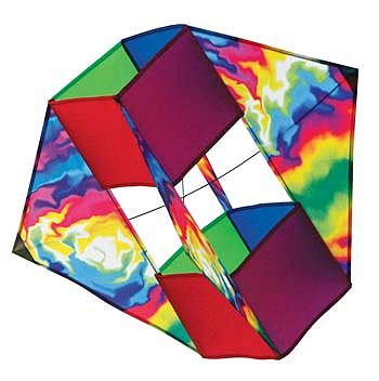 Skydog Kites Baby Box 24 -- Single Line Kite -- #14307