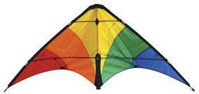 Skydog Learn To Fly Rainbow Sport 48 Multi-Line Kite #20400