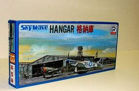 Skywave Hangar for Aircraft Plastic Model Aircraft Accessory 1/700 Scale #13