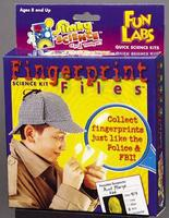 Slinky FunLabs Fingerprint Files Kit