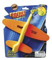 Slinky Poof Pocket Plane