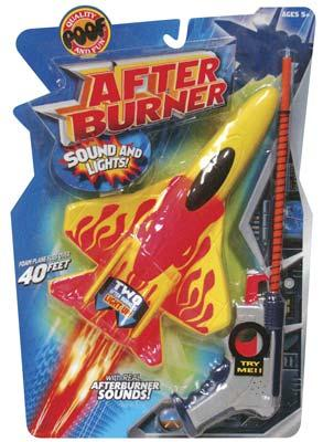 Slinky Toys Poof After Burner Plane