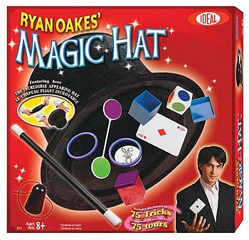 Slinky Toys Ideal Collapsible Magic Hat 75 Trick