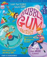 Slinky Sci Explr Bubble Gum Factory Kit