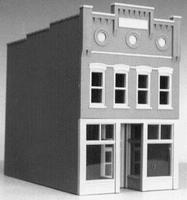 Smalltown Tonys Gym Kit HO Scale Model Railroad Building #6002