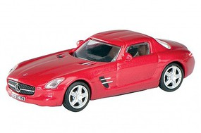 SCHUCO HO Mercedes Benz SLS AMG Coupe Car (Red)