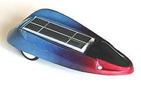 Solar Photon Solar-Powered Racer Kit