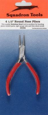Squadron/Signal Round Nose Pliers 5