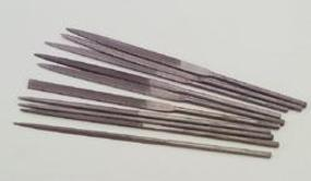 Squadron Needle File Set 10pc