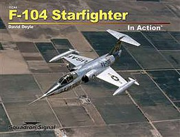 Squadron F-104 STARFIGHTER in Action