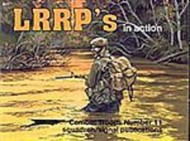 Squadron LRRPS In Action Authentic Scale Model Figure Book #3011