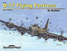 Squadron B-17 FLYING FORTRESS Hardcover