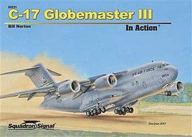 Squadron C-17 GLOBEMASTER III in Action