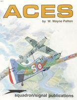 Squadron ACES Authentic Scale Model Airplane Book #6077