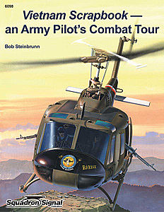Squadron/Signal Publications An Army Pilot's Combat Tour -- Authentic Scale Model Boat Book -- #6098