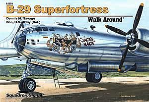 Squadron/Signal Publications B-29 SUPERFORTRESS WalkArd HC