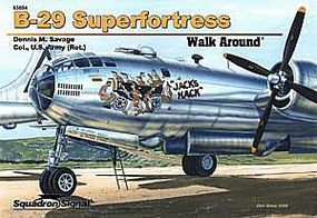 Squadron B-29 SUPERFORTRESS WalkArd HC