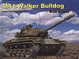 Squadron M41 WALKER BULLDOG WalkArnd Hd