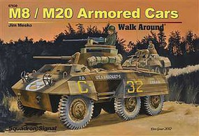Squadron M8/M20 ARMORED CAR WalkArd HC