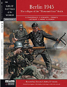 Squadron/Signal Publications The Battle of Berlin 1945 -- Military History Book -- #7005