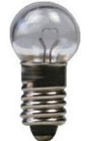 Stevens 14v Clear Screw Base Large-Globe Bulb fits STV #49 (2/cd)