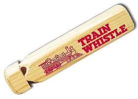 Stevens Wooden Train Whistle