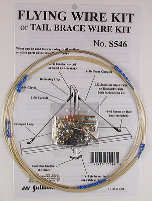 Sullivan Flying Wires Bracing Kit S546