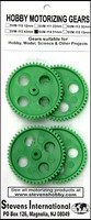 Stevens-Motors Plastic Gears 51mm x 6mm 50-teeth (3mm ID) (4)