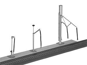 Diesel sand tower fuel water column kit model railroad building diesel sand tower fuel water column kit model railroad building ho scale 103 freerunsca Choice Image
