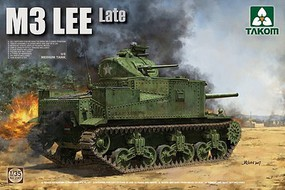 Takom US Medium Tank M3 Lee Late -35