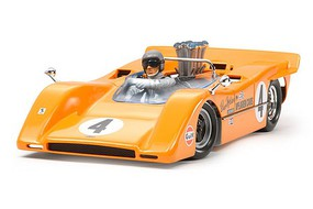 Tamiya 1968 McLaren M8 Plastic Model Car Kit 1/18 Scale #10008