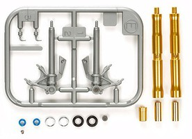 Tamiya Ducati 1199 Front Fork Set Plastic Model Motorcycle Kit 1/12 Scale #12657