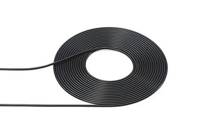 Tamiya Cable Outer Dia 1.0mm Black