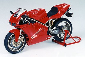 Tamiya Ducati 916 Bike Plastic Model Motorcycle Kit 1/12 Scale #14068