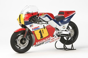 Tamiya 1984 Honda NSR500 Racing Bike Plastic Model Motorcycle Kit 1/12 Scale #14121