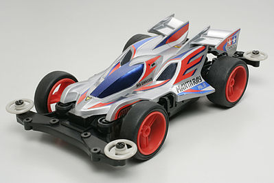Tamiya Mini 4WD Pro Manta Ray Mk.II -- Mini 4wd Car -- #18615