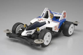 Tamiya Dash-3 Shooting Star MS Chassis Mini 4wd Car #18630
