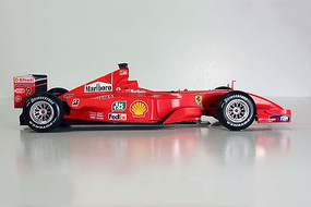 Tamiya Ferrari F2001 Formula Racecar Open Wheel F1 GP Plastic Model Car Kit 1/20 Scale #20052