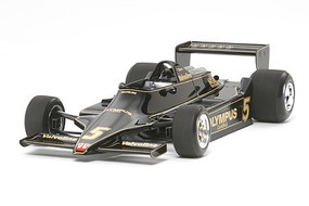 Tamiya Lotus Type 79 1978 Formula Racecar Open Wheel F1 GP Plastic Model Car Kit 1/20 Scale #20060