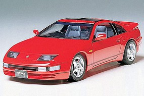 Tamiya Nissan 300ZX Turbo Sportscar Coupe Plastic Model Car Kit 1/24 Scale #24087