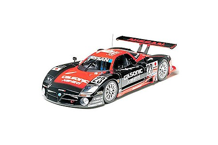 Tamiya Nissan R390 GT1 Racecar GT1 -- Plastic Model Car Kit -- 1/24 Scale -- #24192