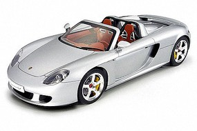 Tamiya Porsche Carrera GT Sportscar Covertible Plastic Model Car Kit 1/24 Scale #24275