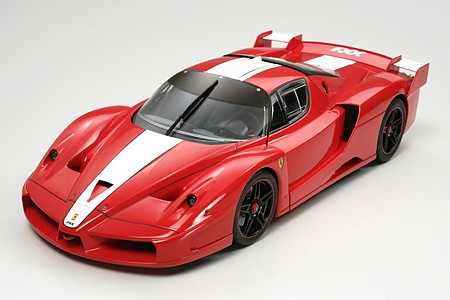 Tamiya Ferrari FXX Sportscar -- Plastic Model Car Kit -- 1/24 Scale -- #24292