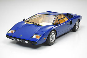 Tamiya Lamborghini Countach LP400 Lambo Plastic Model Car Kit 1/24 Scale #24305