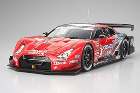 Tamiya Xanavi Nismo GT-R (R35) Racecar Plastic Model Car Kit 1/24 Scale #24308